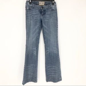American Rag Jeans - American Rag Women's 3 Medium Wash Stretch Jeans